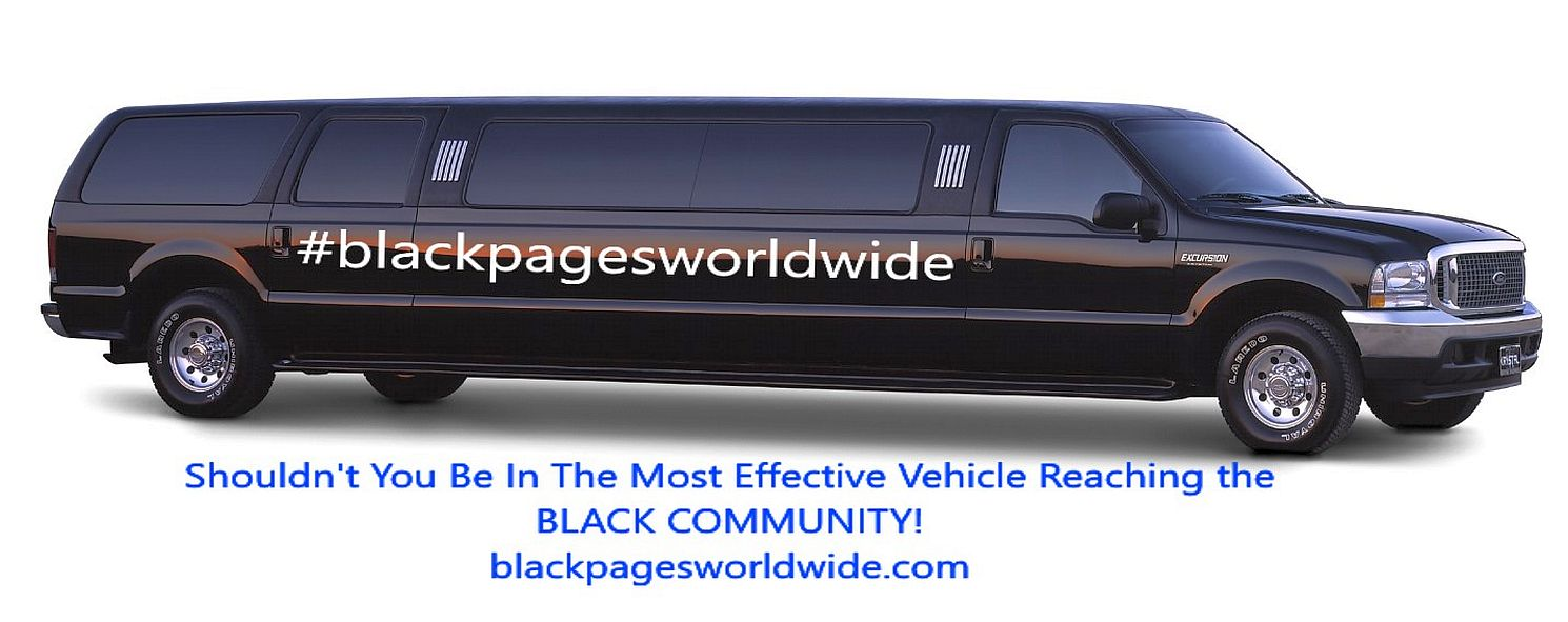 Advertise Black Pages Worldwide
